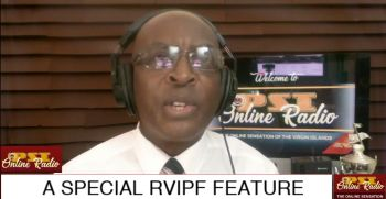 Comissioner Michael B. Matthews was at the time speaking on the Tuesday, October 22, 2019, edition of 'A Moment of Truth' with Host Kenneth G. Gladstone on PSI Online Radio in the Virgin Islands (VI) where he mentioned that the territory, however, is not seeing significant reports of rape, incest or paedophilia cases. Photo: Facebook