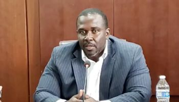 Opposition Leader, Hon Marlon A. Penn accused the administration of smoke & mirrors regarding the medical marijuana industry, calling it talk but no substance. Photo: Facebook/File