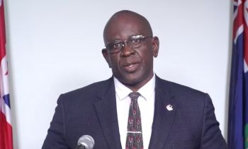 According to Hon Malone, the actions of those who engage in flagrant episodes of disregard for public safety and the protocols will only put the territory at risk. Photo: GIS/File