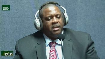 Touching on the legacy of late Chief Minister, H. Levity Stoutt during last evening's broadcast of the VIP Let's Talk radio programme on ZBVI 780am, Premier Andrew A. Fahie said the highway remains a great legacy of Stoutt's tenure in the VI. Photo: Facebook/File