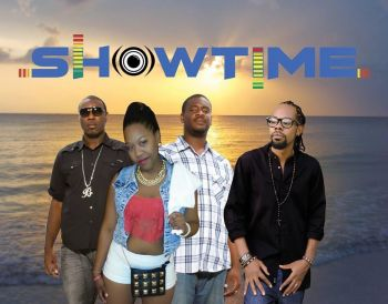 Showtime band poised to rock the house at Virgin Gorda Easter Festival. Photo: Provided