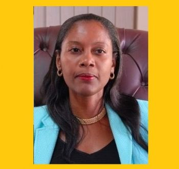 Auditor General, Ms Sonia M. Webster said, the government's pension obligations far exceed the balance held in its Pension Fund. Photo: VINO/File