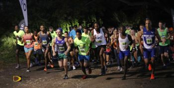 Most of the more than 100 visiting runners will arrive in the territory today, Thursday, November 28, 2019 for the 14th Deloitte-Ogier BVI Sunrise Half Marathon on Saturday, November 30, 2019. Photo: Dean H. Greenaway aka 'The Sportsman'