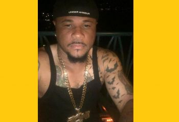 Mr Everton McMaster Jr was fatally shot in Baughers Bay after 3:00 pm on November 6, 2020. Photo: Team of Reporters