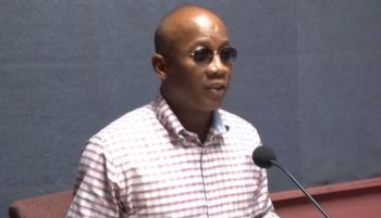 ZBVI 'Honestly Speaking' radio host Mr Claude O. Skelton-Cline on the Tuesday, July 30, 2019 edition of his radio show said the policies and actions of the Virgin Islands should not be reactions to UK policies. Photo: Facebook