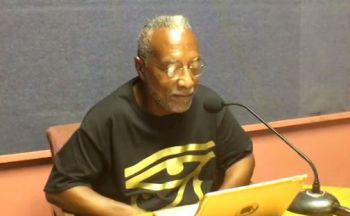 Talk show personality Cromwell Smith aka 'Edju En Ka', who hosts 'Umoja', Thursday nights on ZBVI 780 AM, has said mass education is needed to encourage the Virgin Islands to lead a healthier lifestyle. Photo: Facebook