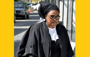 The post of Supreme Court Registrar was last held by Erica R. Smith-Penn, who is now the Complaints Commissioner of the Virgin Islands (VI). Photo: GIS/File