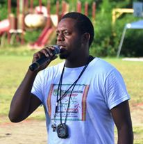 BVI Athletics Association (BVIAA) Vice President, Steve Augustine. Photo: Provided
