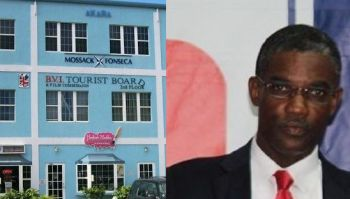 Junior Minister of Tourism, Honourable Archibald C. Christian has been intervening in the alleged staff unrest at the BVI Tourist Board. Photo: VINO/File