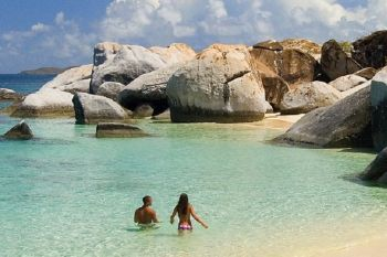 The Baths on Virgin Gorda was described as 'mystifying' by US News and World Report. Photo: Caribbean360.com