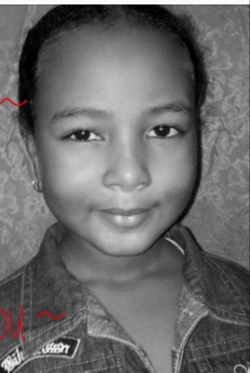 11-year-old Trinity A. Thomas was one of two persons killed by gunmen on November 22, 2017 at West End, Tortola. Photo: Provided