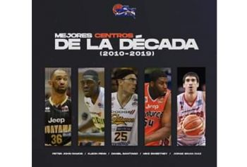 To be named one of the top 5 big men in the Puerto Rico professional league for the decade was truly an 'honour' for Kleon C. Penn. Photo: Facebook/BSN