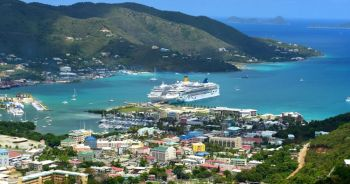 """'We've invested heavily in the tourism industry, we're also looking at other industries that we're looking at with the cryptocurrency to see how that can mesh into what we are doing,"""" Premier Andrew A. Fahie said. Photo: VINO/File"""