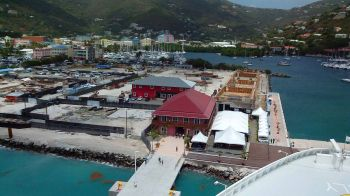 It was in 2015 that Governor Duncan determined that a Commission of Inquiry was not necessary for the controversial Cruise Pier Development Project despite strong recommendation from the Public Accounts Committee of the House of Assembly and the Auditor General's Department. Photo: VINO/File