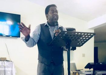 Senior Pastor of the Cane Garden Bay Baptist Church, Reverend, Dr Michael A. Turnbull, has made clear—the matter cannot be dealt with by the current crop of elected officials in government.