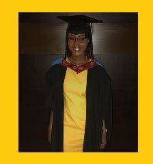 Kyla obtained her Bachelor's Degree in Accounting and Finance in July 2017 at Manchester Metropolitan University located in Manchester, England. Photo: Provided