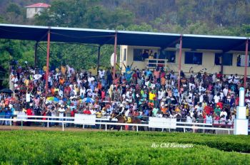 A high turnout is expected for the races given the level of interest displayed following the postponement of last week's Labour Day races. Photo: CM Farrington/File