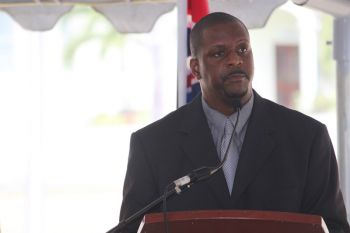 Honourable Andrew A. Fahie, (R1), on July 24, 2018 had lambasted Hon Walwyn over the persistent refusal by members of the NDP government's refusal to provide elected members with answers on queries related to tax dollars being spent. Photo: VINO/File