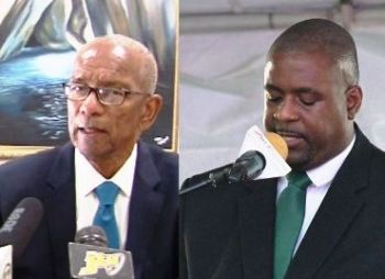 Opposition Leader Hon Andrew A. Fahie (R1) wants to know from the Premier and Minister of Finance the amount drawn down, to date, from the $65 million Caribbean Development Bank (CDB) loan—approved in the HoA in December 2017—interest expense billed and or paid to date, and the names of the offices or officers empowered or authorised to instruct draw-downs. Photo: VINO/File
