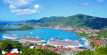 When it comes to the economy, a majority of St Thomas/St John and St Croix respondents are in favour of more development and tourism. In St Thomas/St John, 66% are in favour of a new casino or hotel that would create jobs for USVI residents and 63% are in favour of more tourism. Photo: Internet Source