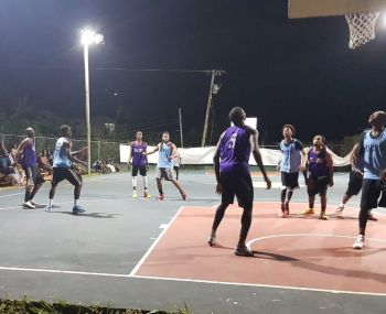 The 2018 Elite Summer Basketball League continues on Friday, June 22, 2018, with the Rebels taking on Jam Session. Photo: Team of Reporters
