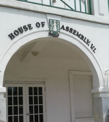 """They (NDP) don't want to tell the truth in the House of Assembly….Under independent BVI, would they tell the truth,"" Mr Julian Willock questioned of host, Kenneth G. Gladstone. Photo: VINO/File"