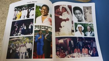 Preview of booklet on Hon Lettsome-Christopher. Photo: VINO