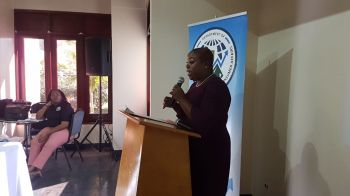Director of Trade, Investment Promotion and Consumer Affairs Mrs Karia J. Christopher said to entrepreneurs,
