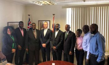 Just four days after the Monday, February 25, 2019, General Elections in the Virgin Islands (VI), Government Ministers of the Hon Andrew A. Fahie (R1) administration will be sworn in today Friday, March 1, 2019. Photo: Team of Reporters