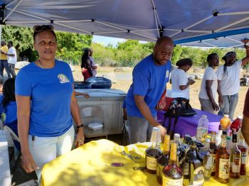 More vendors at this year's VG Easter Fest Food Fair. Photo: VINO