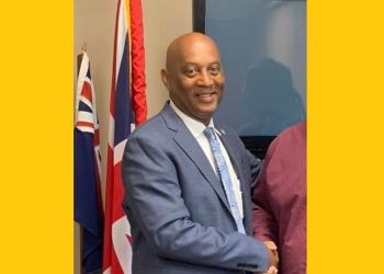 Minister for Natural Resources, Labour and Immigration, Hon Vincent O. Wheatley (R9) disclosed on Thursday, May 2, 2019 at a Fifth District meeting at the Althea Scatliffe Primary School that the residency amnesty programme promised by Premier and Minister of Finance Hon Andrew A. Fahie (R1) will come into place on May 7, 2019. Photo: Facebook