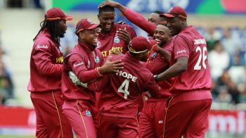 West Indies produced a blistering bowling display to crush Pakistan by seven wickets and begin their World Cup campaign with an emphatic victory at Trent Bridge today, May 31, 2019. Photo: zeenewsindia.com