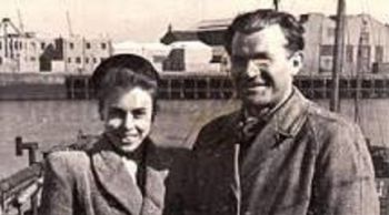 Mr and Mrs Wagner in their younger years. Photo: Provided
