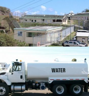 It was in the 2010 Standing Finance Committee Report that Legislators were promised that the problem of having to truck water to the prison would end, however, that never happened. Some 20 years later the prison has not stopped the practice and in 2015 alone some $65,271.17 was spent on trucking water to the prison, according to Superintendent of Prison Mr David Foot. Photo: VINO/Internet Source