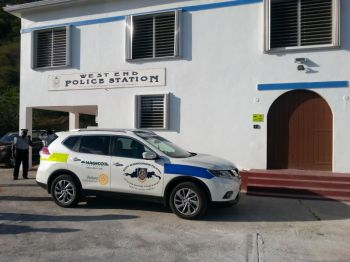 The newly refurbished West End Police Station. Photo: RVIPF