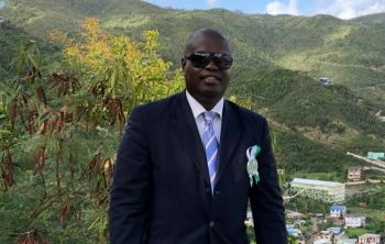 Speaker of the House of Assembly Honourable Julian Willock has accepted the resignation of Mr Mark H. Vanterpool as valid. Photo: VINO/File