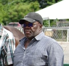President of the Virgin Islands Horse Owners Association, Mr Lesmore Smith has assured that patrons who were at Ellis Thomas Downs on Boxing Day would be allowed entry on January 19, 2020 once they present their wristbands at the gate. Photo: VINO/File