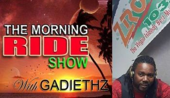Mr Willock was a guest on The Morning Ride Show with Paul 'Gadiethz' Peart on July 25, 2016. Photo: Facebook
